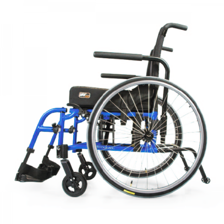 what type of simple machine is a wheelchair r
