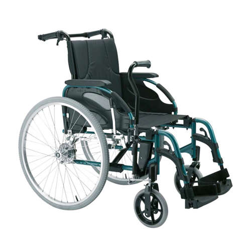Invacare Action 3 Lever Drive Wheelchairs amp Stuff : Action3NGfront 600x600 from www.wheelchairsandstuff.com.au size 500 x 500 jpeg 107kB